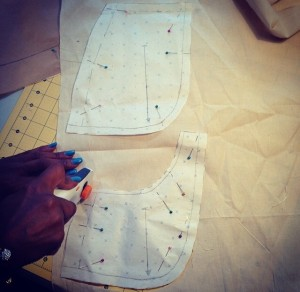 Pattern Cutting Inseam Studios
