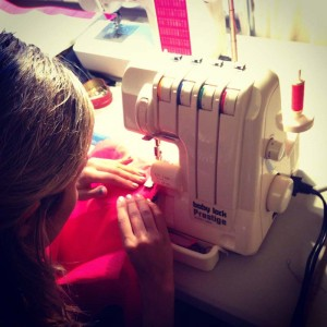 Sewing courses Inseam Studios
