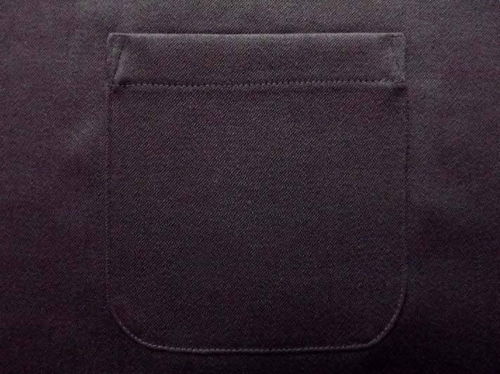 How to sew a patch pocket? - Inseam Studios